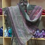 Asymmetrical Shawl *LittlePretty*