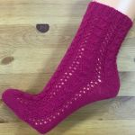 Socke *Rosanna*