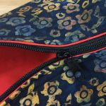 Tasche *SantaFiore Grandissimo* - Batik Blümchen