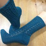 Socke *Pirouette*