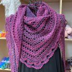 Crochet Shawl *Adamanta*