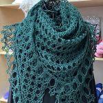 Crochet Shawl *Dora*