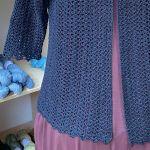 Crochet Cardigan *Berylla*