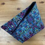 Bag *SantaFiore Grande* - Blue-multicoloured