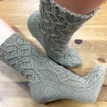 Socke *Pauline*
