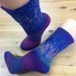 Socke *Oxana*
