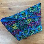 Bag *SantaFiore Grande* - Blue-multicoloured