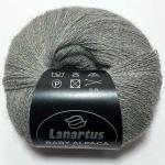 Lanartus Baby Alpaca Lace - Grey