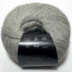 Lanartus Baby Alpaca Lace - Light Grey