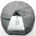 Alpaca Soxx 4-ply - Light Grey Mélange