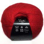 Lanartus Baby Alpaca Lace - Red