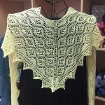 Angular Shawl *Luisa*