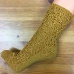Socke *Sieglinde*