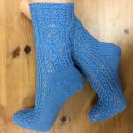 Socke *Kunigunde*